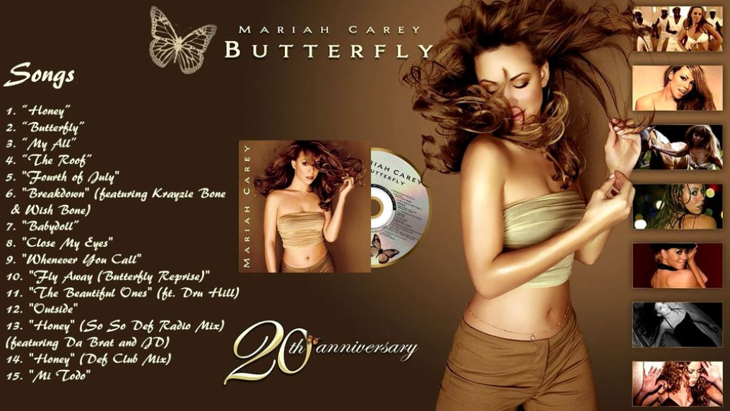 Butterfly (by Mariah Carey)