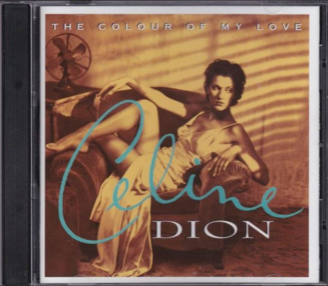 The colour of my love (by Celine Dion)