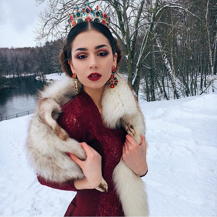 meet russian princess